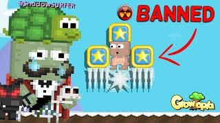 NEW AUTO-BAN GLITCH!! *WARNING* | Growtopia (@ShadowSurfer)