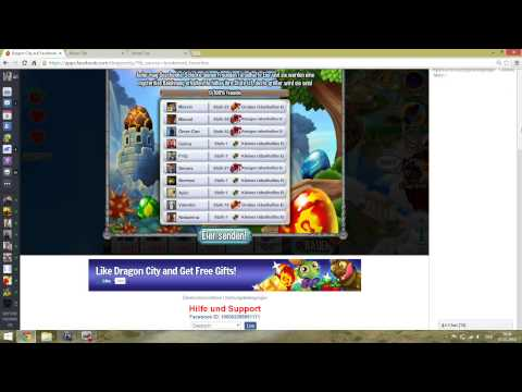Dragon City unlimited gold /no surveys/no downloads/february 2014 BEST WAY