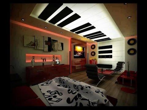Music Inspired Home Design Ideas