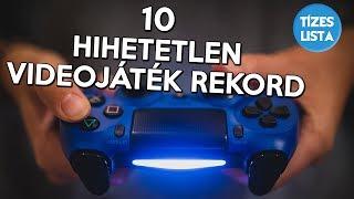 10 hihetetlen gaming rekord, Guinness rekordok #3