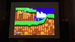 Kodi with RetroArch emulator for Sega Mega-Drive, Super Nintendo and Game Boy