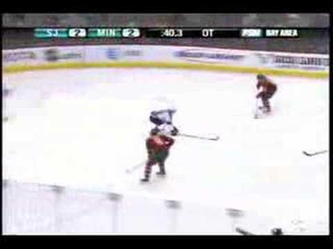 San Jose Sharks: Top 10 Plays of the 07-08 Year Video