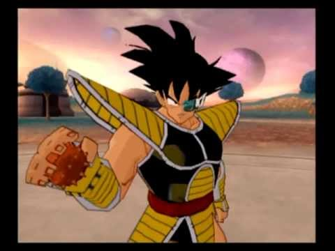 Dragon ball z budokai tenkaichi 3 mod principe vegeta vs for Chambre dragon ball z