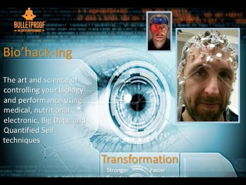 Webinar by Dave Asprey: Biohack Your Brain Using Nutrition, Nutraceuticals, and Technology
