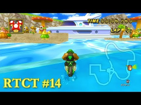 [MKWii] Rate That Custom Track #14 ~ Yacht Overload!
