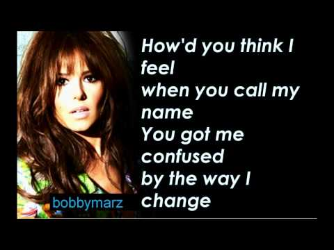 Cheryl Call My Name Lyrics video