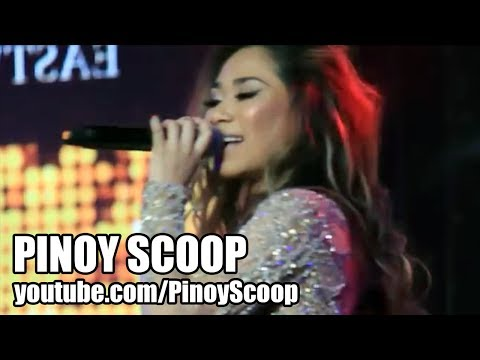 Jessica Sanchez Performs Let It Go At Pinoy Relief Concert