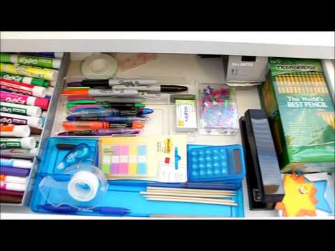 Homeschool Room Tour Part 1