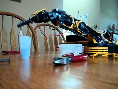 OWI Robotic Arm Edge Review 1