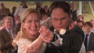Dwight and Angela(The Office US)