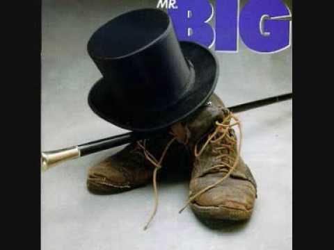 Mr Big - Big Love