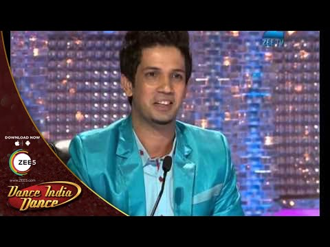 Dance India Dance Season 4  February 09 2014 - Biki Das & Princes...