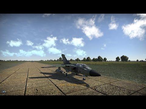Сверхзвуковая скорость на Panavia Tornado 2200 км/ч | War Thunder