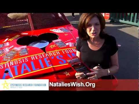 Natalie's Wish-Ben's Asphalt Destruction Derby Car at the Orange County Fair