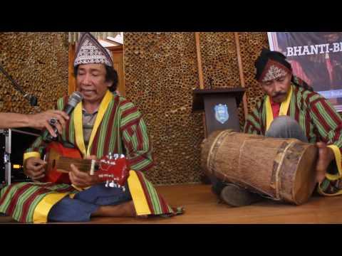 Maestro Kabanti Wakatobi La Ode Kamaluddin dan La Mbongu