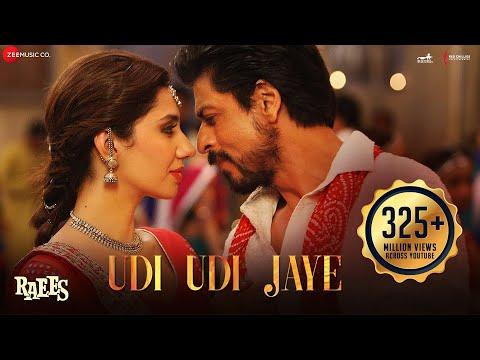 Udi Udi Jaye | Raees | Shah Rukh Khan & Mahira Khan | Ram Sampath