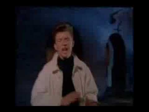 Rick Roll: Techno Remix