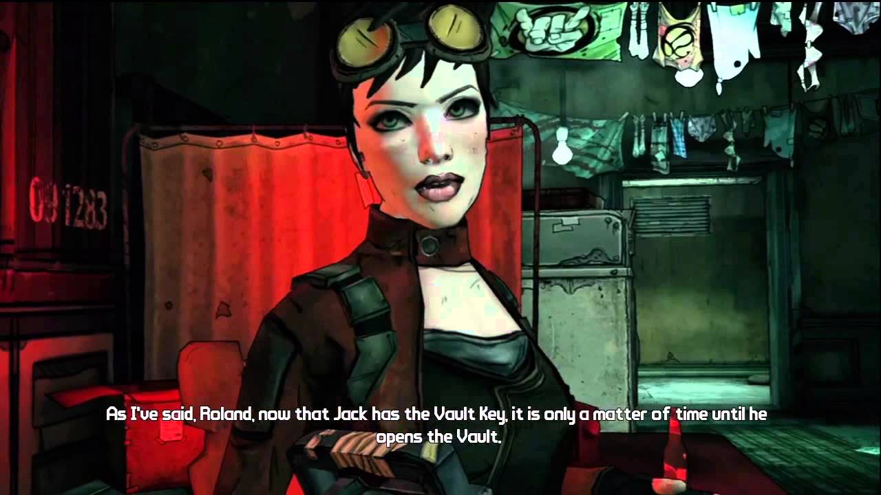Borderlands Tannis Echos Patricia Tannis Borderlands