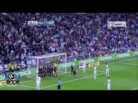 Real Madrid 6-2 Malaga HD 08/05/2013