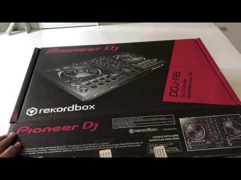 Pioneer DDJ RB Unboxing  [EL MEJOR CONTROLADOR]