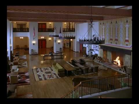 The Overlook Hotel Promotional Video Shining YouTube