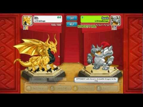 Dragon City - Goku vs Lendarios