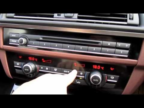 2011 BMW 523i Start-Up and Full Vehicle Tour Part 2