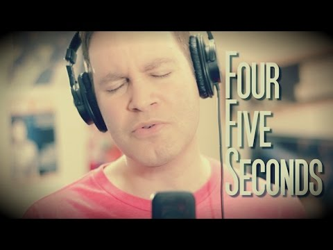FOUR FIVE SECONDS - Rihanna cover MASHUP with WINDY Kanye West Paul McCartney