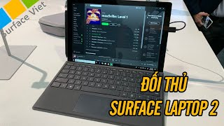 Các laptop này có thể thay thế được Surface Laptop 2 2018 không?