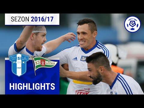 Wisła Płock - Lechia Gdańsk 2:1 [skrót] Sezon 2016/17 Kolejka 01