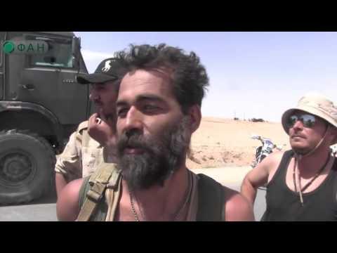 Сирийский Бред Пит (Маугли) о танке Т 90  с этими танками Сирия победит!