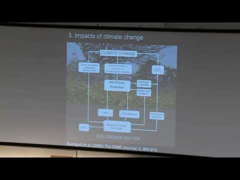 RICHARD BARDGETT. Plant-Microbial-Soil Interaction in a Changing World.
