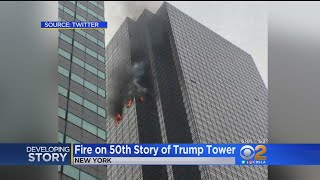 Hated Deep State Send Another Threat To President By Killing Man In Trump Towers