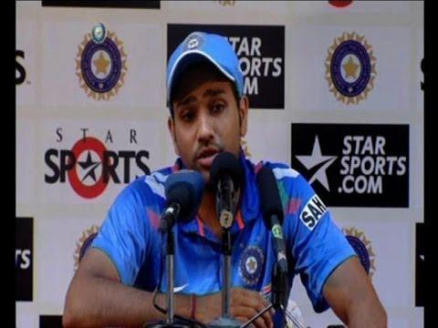 Rohit Sharma talks about 209 runs vs Australia