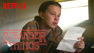 The Full Hopper's Letter Scene | Stranger Things S3