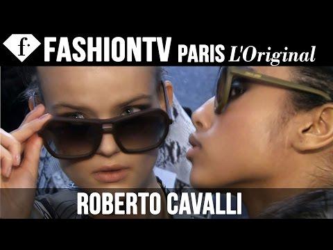Roberto Cavalli Fall/Winter 2014-15 FIRST LOOK | Milan Fashion Week | FashionTV