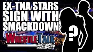 Real Reason Behind Jinder Mahal Smackdown Push? Ex TNA Stars Sign With WWE | WrestleTalk News 2017
