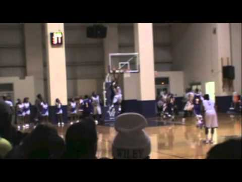 WILEY COLLEGE VS TEXAS COLLEGE