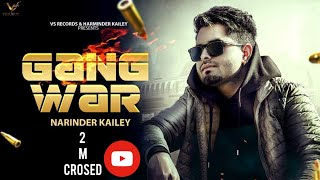 GANGWAR  Narinder Kailey Ft Banka  Randy J  Offici