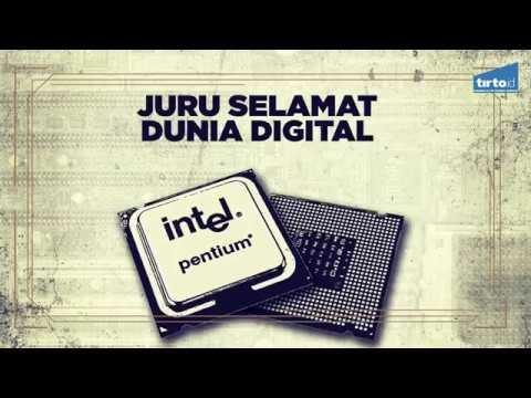 Intel Inside? Sejarah Pentium - Mozaik Tirto 22 Maret