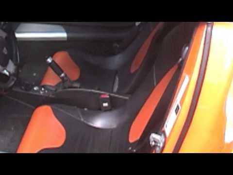 Tesla Car Seat Restoration - Cooks Upholstery Redwood City
