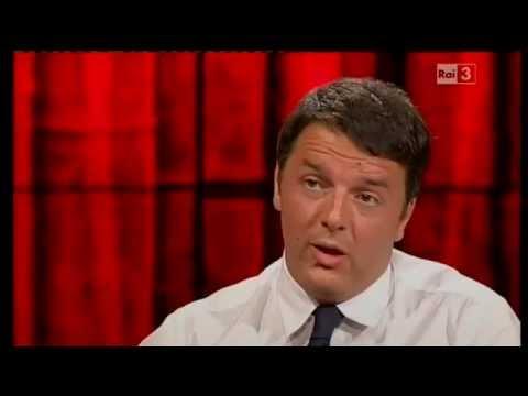 Matteo Renzi e l'esempio del