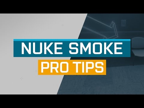 CS:GO - ProTips: Nuke - Ramp Smoke
