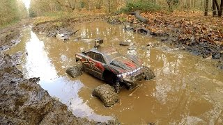 Traxxas X-MAXX The Mud Bogging Oblivion