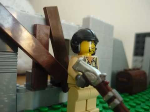 Nazi Zombies lego Black Ops