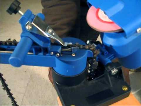 timber tuff chainsaw sharpener instruction manual