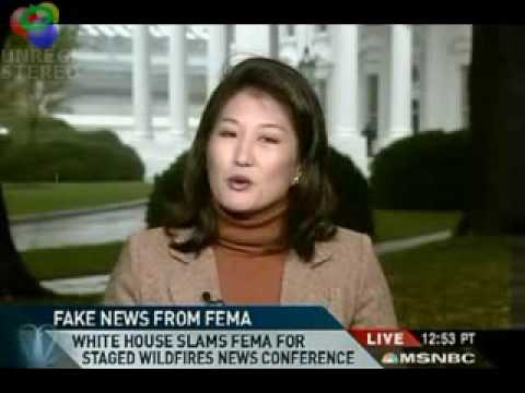msnbc fema apologizes for fake news conference