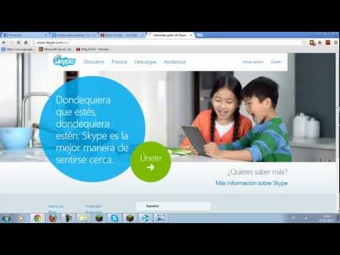 Tutorial° Como descargar e instalar Skype para Windows 7