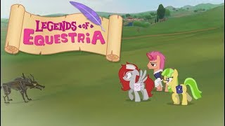 Animated Story Trailer - Legends of Equestria Open Access Release