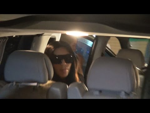 Kim Kardashian has arrived to Armenia. exclusive video